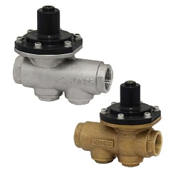 Pressure Reducing Valve with Strainer SS304 / Bronze