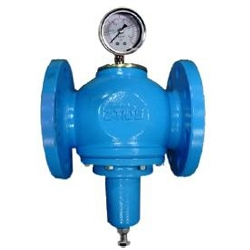 Pressure Reducing Valve Ductile Iron Flange