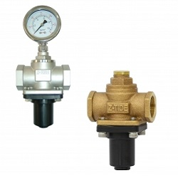Pressure Reducing Valve SS304 / Bronze