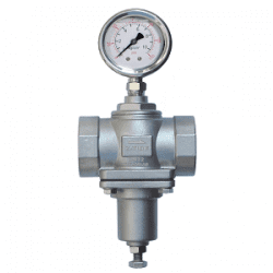 Titanium Pressure Reducing Valve
