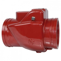 UL Groove Swing Check Valve