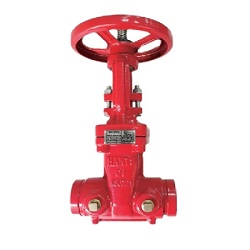UL Groove OS&Y Gate Valve