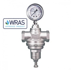 WRAS Direct Acting Pressure Reducing Valve