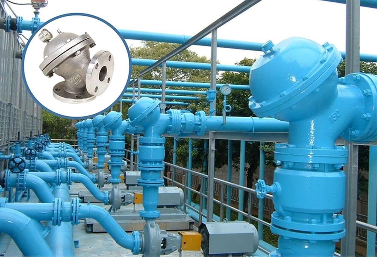 Pressure Reducing Valves - Pressure Control Valves|Z-TIDE