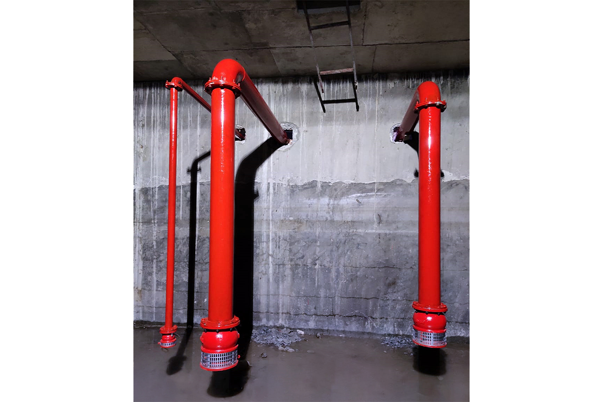 Bangladesh Foot Valve for Fire Protection