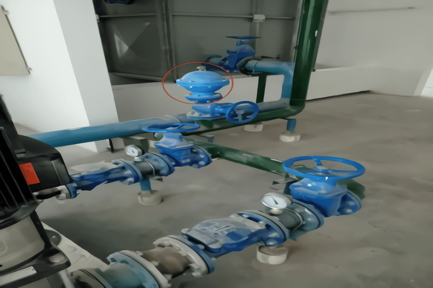 Malaysia I-Style Water Hammer Arrester