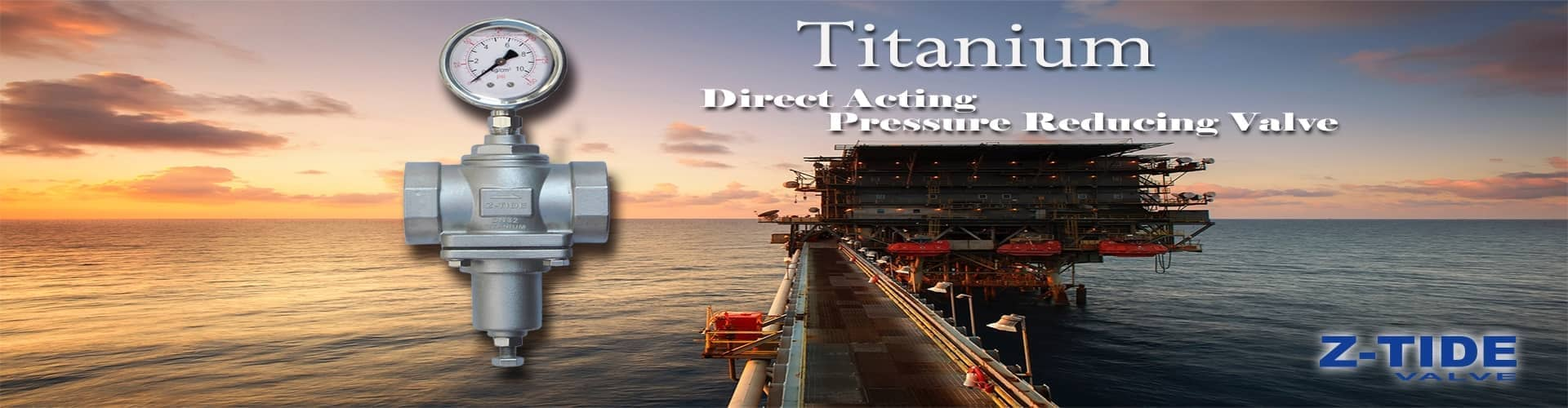 Titanium Pressure Regulator